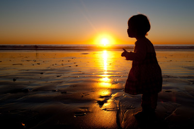 Sunset Toddler